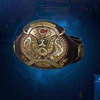Champion Belt
