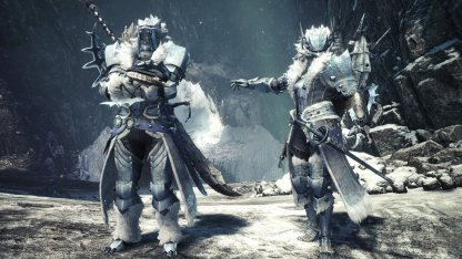 New Frosty Armor Sets