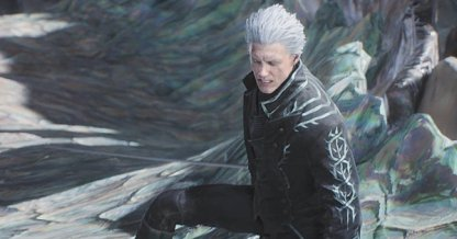Vergil Boss Fight