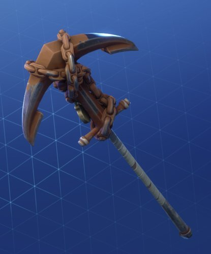Pickaxe Skin BOTTOM FEEDER