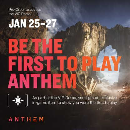 Anthem Latest News & Updates - VIP Demo