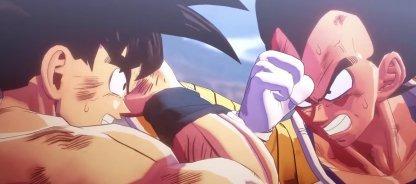 Story Goku Vegeta
