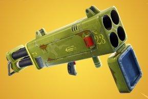 Fortnite New Weapon: Quad Launcher