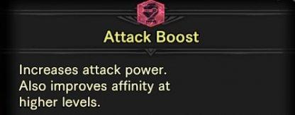 Attack Boost