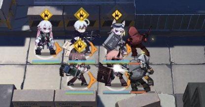 Place Defender to Block Dual Swordsman