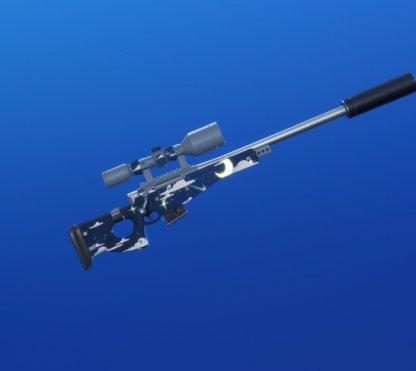 STARGAZER Wrap - Sniper Rifle