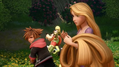 KH3 Gameplay Changes Updates New Elements