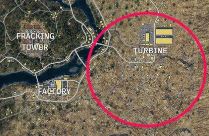 CoD: BO4 Best Spots To Land Turbine