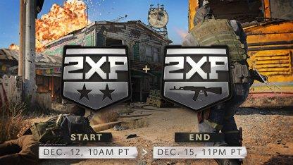 2XP Before Season 1