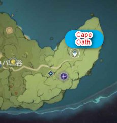Travel To Cape Oath