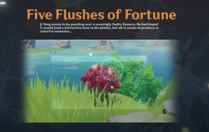Five Flushes