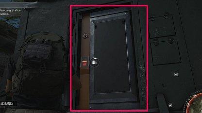 Locate A Locked Door