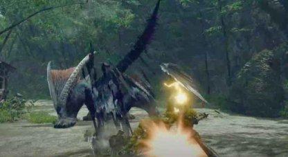 Nargacuga Thorn Attacks