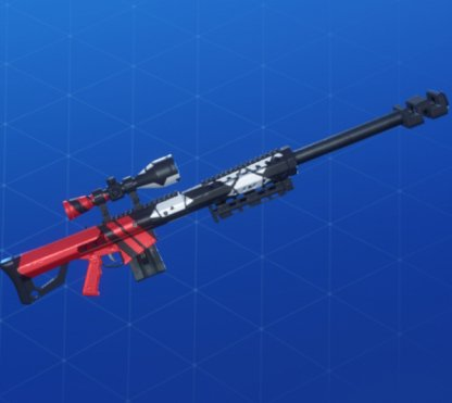 SCAVENGER Wrap - Sniper Rifle