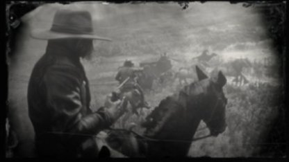 Red Dead Redemption 2 - An American Pastoral Scene