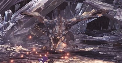 Azure Rathalos - Spawn / Hunt Location & Weakness Guide