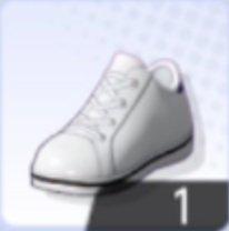 Canvas Shoes (White)
