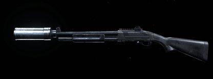 Hush Shotgun Weapon Details