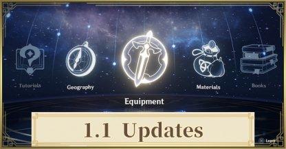 1.1 Update Summary