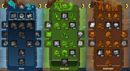 Shield & Clone Sustain Build