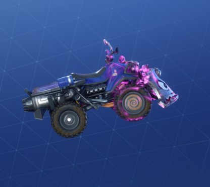 FIEND Wrap - Vehicle