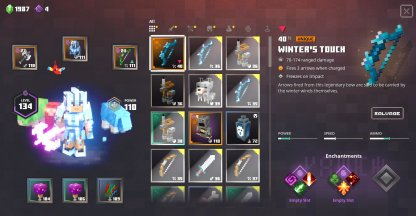 Creeping Winter - New Items