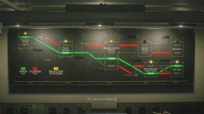 Train Puzzle Solution