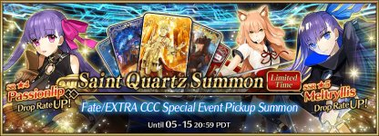 CCC Special Event Pickup banner