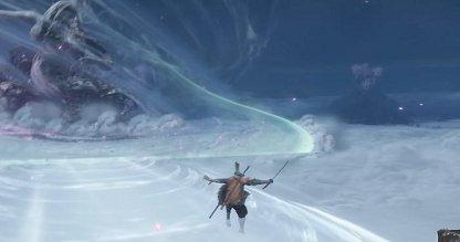 Divine Dragon has Multiple Wind Attacks