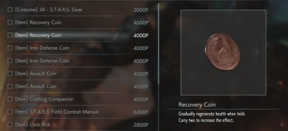 Recovery Coins