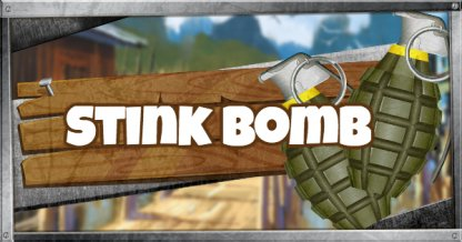 Stink Bomb Guide - Damage, DPS, Stats & Tips