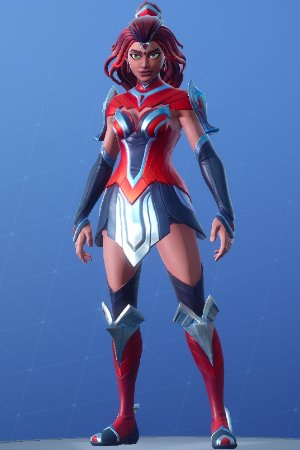 Skin Outfit VALOR