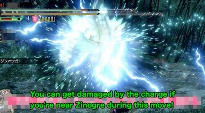 Zinogre Supercharge