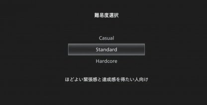 RE8 Difficulty Level