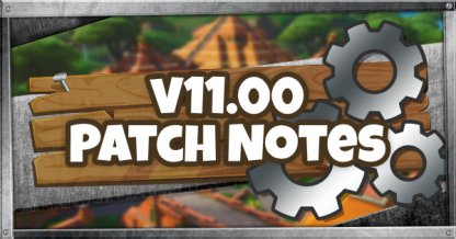 11.00 Patch Notes