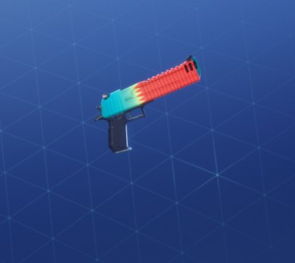 HYPERMELON Wrap - Handgun