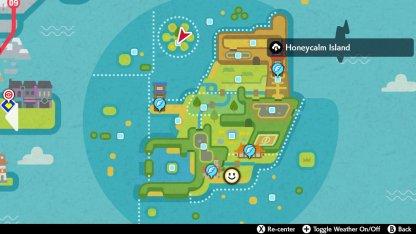 Honeycalm Island