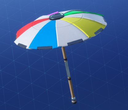 How To Get The Beach Umbrella