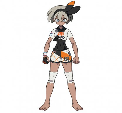 Gym Leader Bea