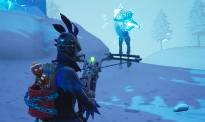 Fortnite Ice Storm Challenge Destroy Ranged Ice Fiends