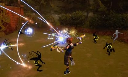 Kingdom Hearts 3 All Ability List & Effects