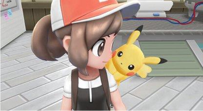 Partner Pokemon Pikachu