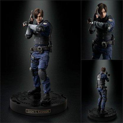 Resident Evil 2 Leon Figure