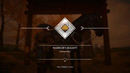 Receive Warrior