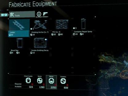 Fabricate Equipment