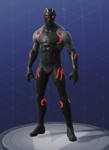 Skin Outfit OMEGA
