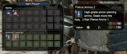Bring as many Pierce Ammo as you can