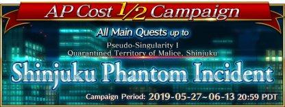 Main Quest AP Cost 1/2 banner