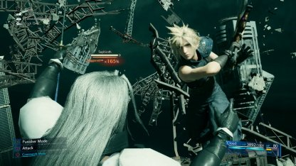 Ff7 Remake How To Beat Sephiroth Weakness Fight Guide Final Fantasy 7 Remake Gamewith