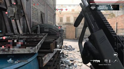 Use Alleyways to Traverse the Map